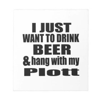 Hang With My Plott Notepads