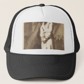 Hanged Man Trucker Hat