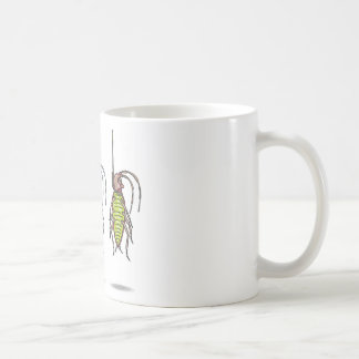 Hanged Roaches Sketch Coffee Mug