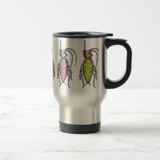 Hanged Roaches Sketch Travel Mug