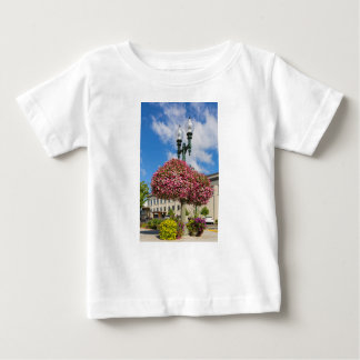 Hanging and Potted Plants in Lynden Washington Baby T-Shirt