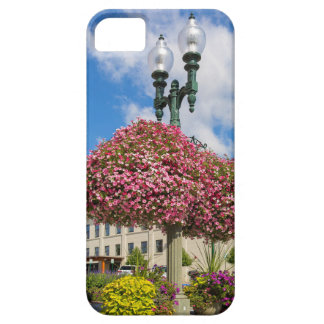 Hanging and Potted Plants in Lynden Washington Case For The iPhone 5