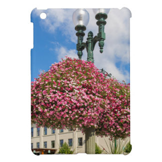 Hanging and Potted Plants in Lynden Washington iPad Mini Cases
