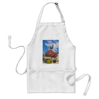 Hanging and Potted Plants in Lynden Washington Standard Apron