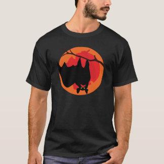 Hanging Bat T Shirt