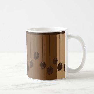 Hanging Coffee Beans Coffee Mug