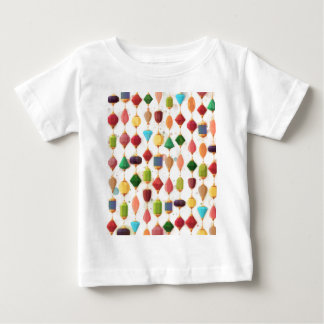 Hanging Jewels Beaded Curtain Baby T-Shirt