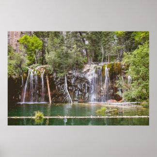 Hanging Lake Falls Print