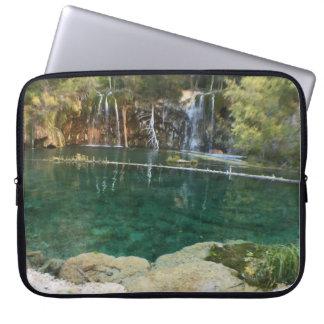Hanging Lake Laptop Sleeve