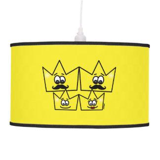 Hanging luster - Gay Family Men Pendant Lamp