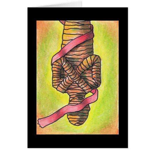 Hanging Man Card