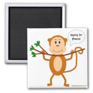 Hanging Monkey magnet