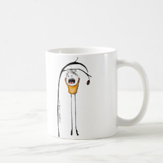 Hanging Onto Autumn! Coffee Mug