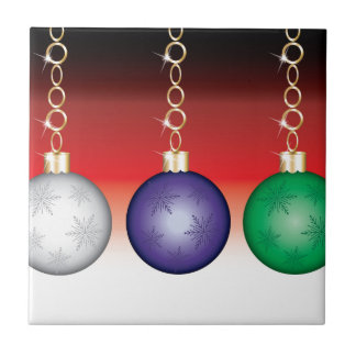 Hanging Ornament Design Tile