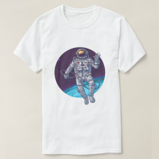 Hanging out in space T-Shirt