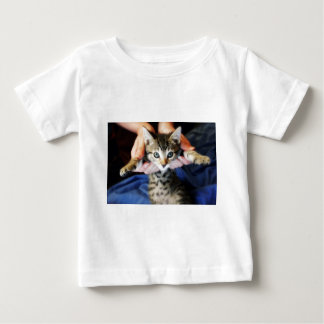 Hanging Out Tabby Baby T-Shirt