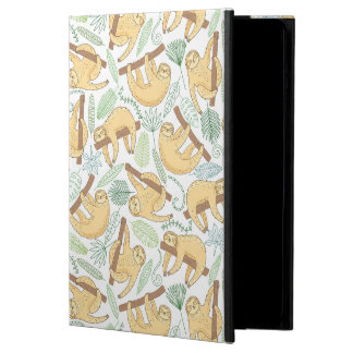 Hanging Sloths Case For iPad Air