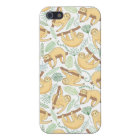 Hanging Sloths Cover For iPhone 5/5S