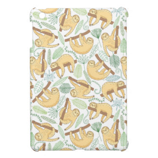 Hanging Sloths Cover For The iPad Mini