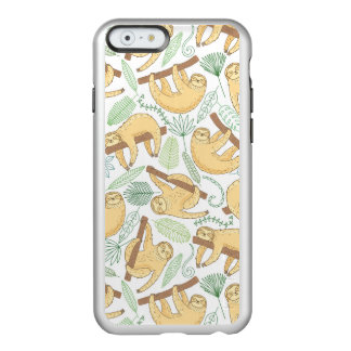 Hanging Sloths Incipio Feather® Shine iPhone 6 Case
