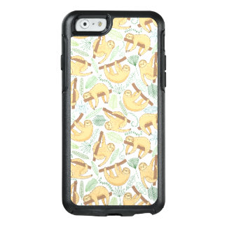 Hanging Sloths OtterBox iPhone 6/6s Case