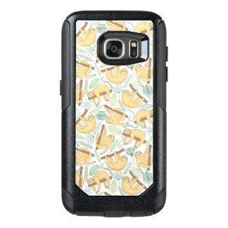 Hanging Sloths OtterBox Samsung Galaxy S7 Case