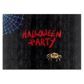Hanging Spider Halloween Boards