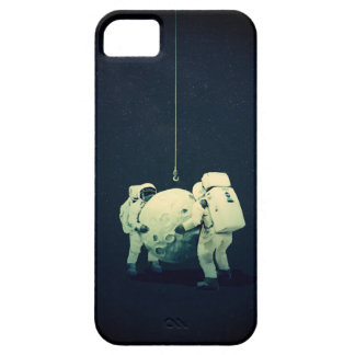 Hanging the moon iPhone 5 covers