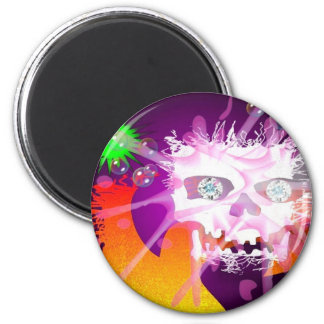 Hangover by JP 2 Inch Round Magnet
