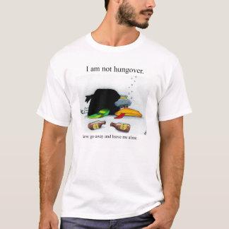Hangover denial t shirt