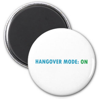 Hangover mode 2 inch round magnet