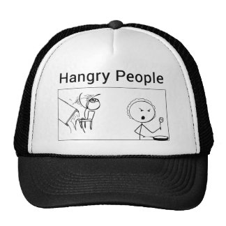Hangry People Trucker Hat