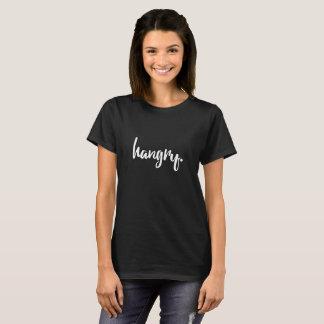 Hangry Sassy Shirt - Black