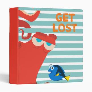 Hank & Dory   Get Lost Vinyl Binders