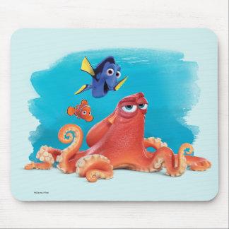 Hank, Dory & Nemo Mouse Pad