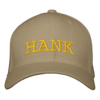 Hank Grant Tan Ball Cap