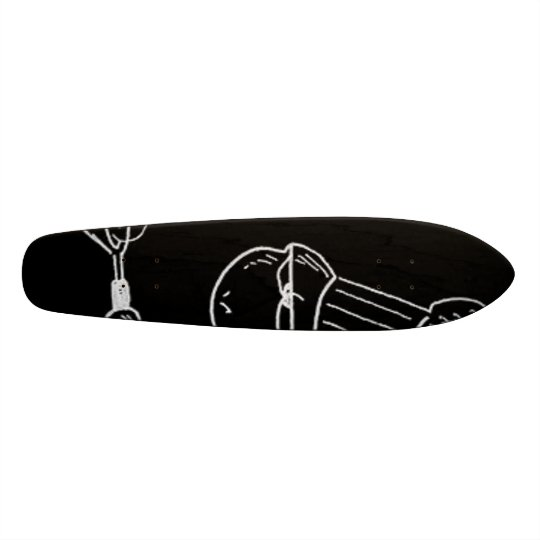 Hank long board skate boards