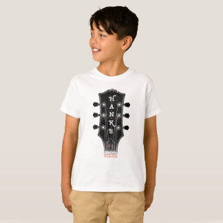 Hank's Guitar Head (Kids) Tee