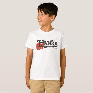 Hank's Guitar Tee (Kids) in White