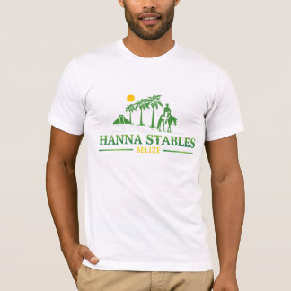Hanna Stables Belize Men's T-Shirt