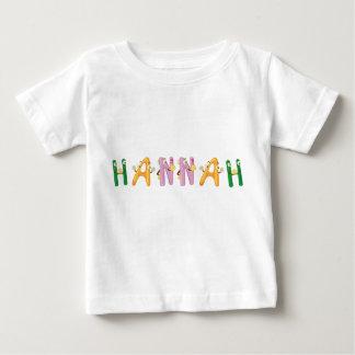 Hannah Baby T-Shirt