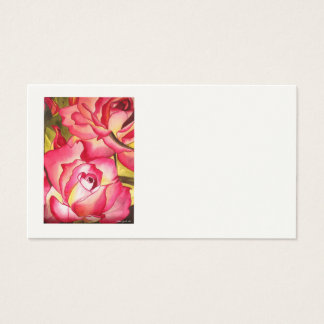 Hannah Gordon Rose business cards by Sacha Grossel