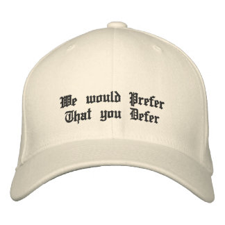 Hannah Monday Deferral Cap