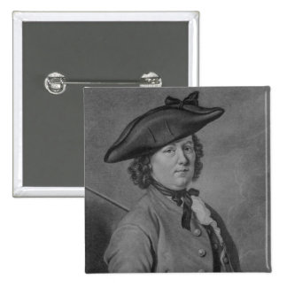 Hannah Snell, the Female Soldier 2 Inch Square Button