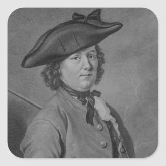 Hannah Snell the Female Soldier Stickers