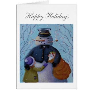 Hannah's Wish Greeting Card