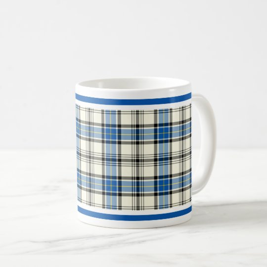 Hannay Clan Scottish Tartan Coffee Mug