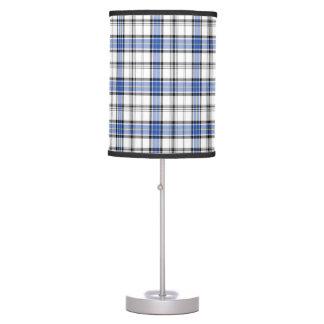 Hannay Scottish Tartan Table Lamp