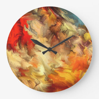 Hannibal Crossing the Alps by rafi talby Wall Clocks