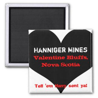 Hanniger Mines Magnet